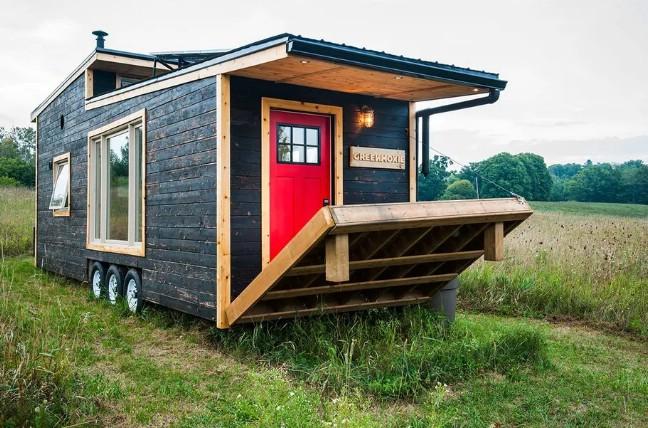 Greenmoxie Tiny House Tour