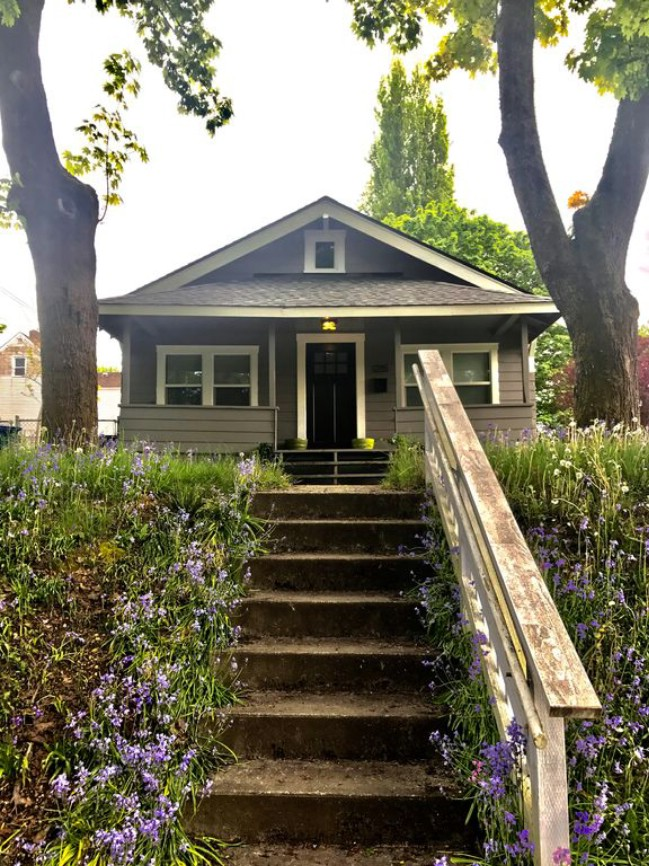 Unbelievable Remodeled And Tiny Historic House For Sale In