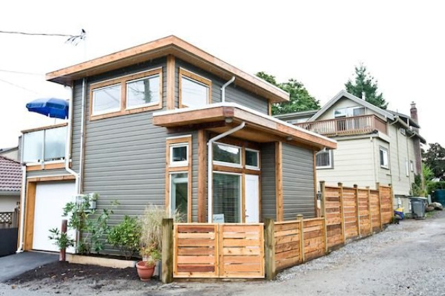 how to build a house in vancouver