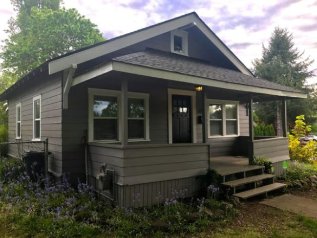 Unbelievable remodeled and tiny historic house for sale in for Zillow tiny homes for sale