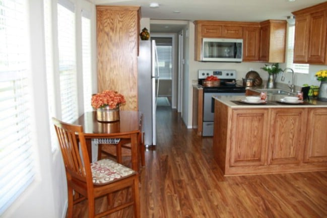399 Square Foot Tiny House At Vintage Grace Community In