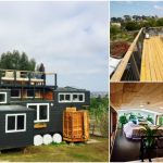 California Couple Design and Build Their Own Tiny House and Now Save 60%!
