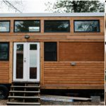 "Couple Designs 229 Square Foot ""Tiny for Two"" House in Oregon for Just Under $60,000"