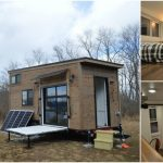 210 Square Foot Custom Tiny House by Modern Tiny Living