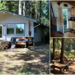 Buy This 480 Square Foot Tiny House on the Water in Tahuya, Washington
