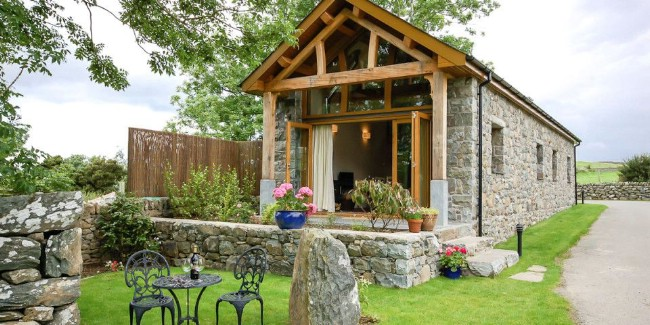 Barn Converted into an Unbelievable Tiny House