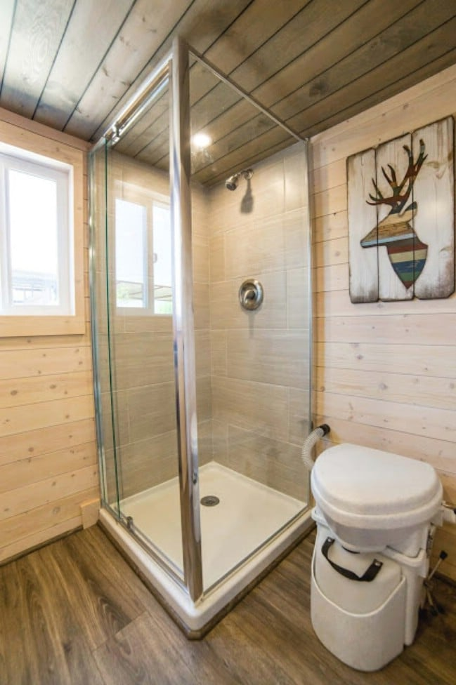 Luxurious and Spacious Tiny House by Uncharted Tiny Homes for $90,000