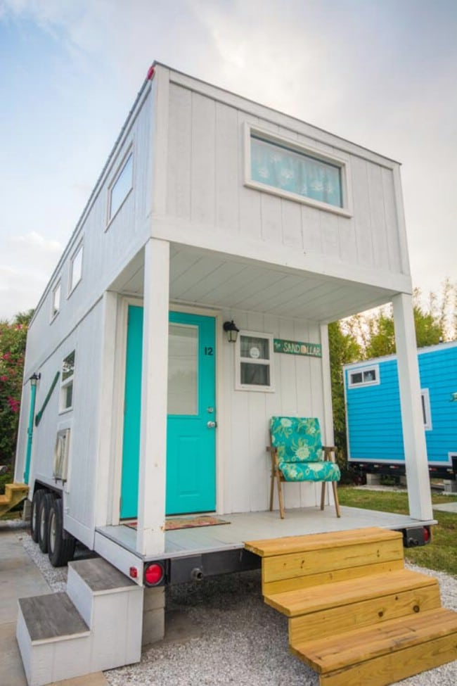 Rent This Coastal 300 Square Foot Tiny House In Sarasota