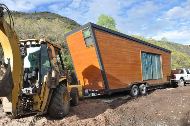 Cool California Couple Diy Square Foot Tiny House With Tiny Houses  California 2.