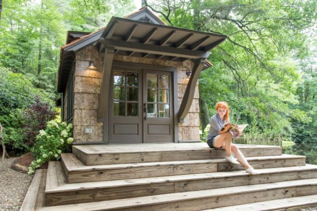 The Low Country Tiny House With 464 Square Feet By Clayton