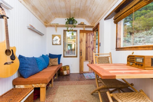 Tiny House Las Vegas >> Rent This Tiny House On A Dude Ranch Outside Of Las Vegas And Death