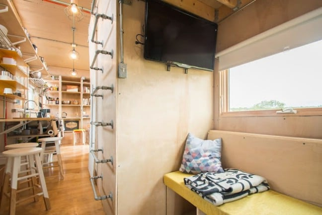Stay in the Cozy and Eclectic Kinetohaus Tiny House in Del Valle, Texas