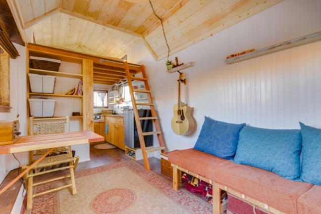 Rent this Tiny House on a Dude Ranch Outside of Las Vegas and Death Valley