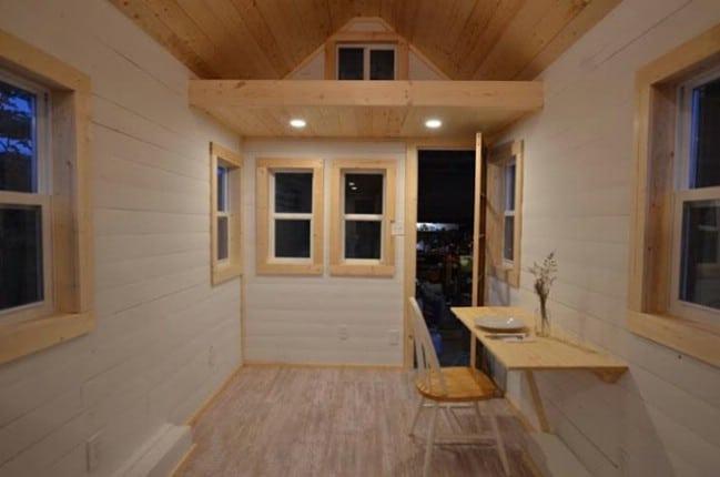 SoCo Tiny Homes Builds 260 Square Foot Spec Tiny House