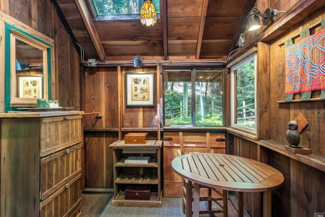 Tiny Home Designs: Peaceful 324 Square Foot Tiny House In Sonoma County For