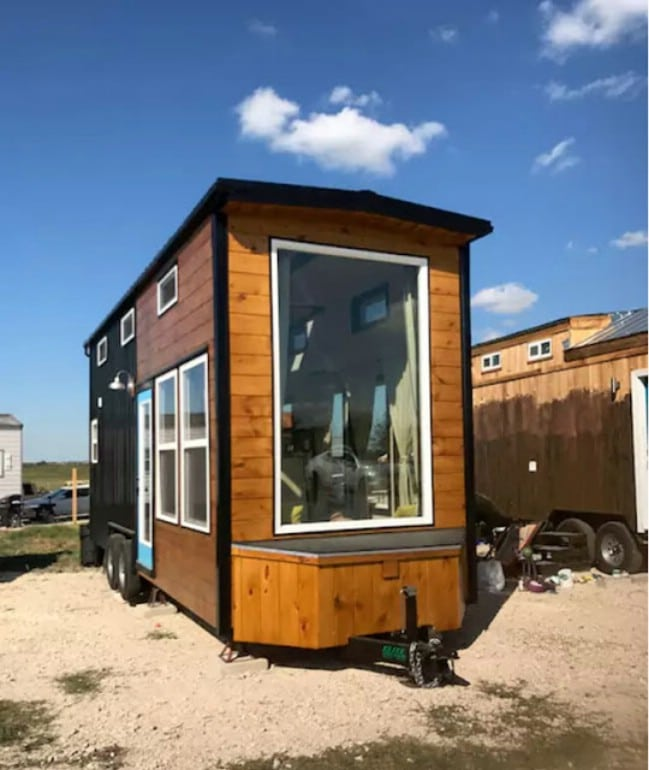 Texas Style Tiny House By Incredible Tiny Homes Of