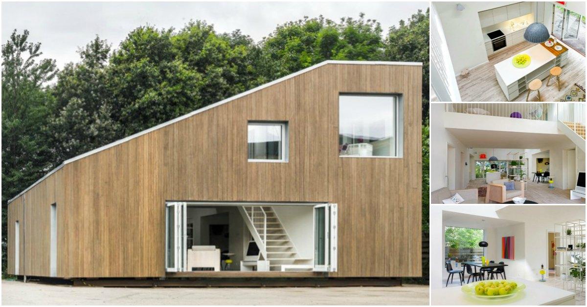 China Architects Design Adaptable Tiny House Base
