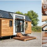 Open and Stunning Tiny House Made for Horse Farm in France by Baluchon