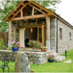 Book a Vacation in this Wales Barn Converted into an Unbelievable Tiny House