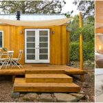 Eco-Friendly Builder Designs Beautiful 220 Square Foot Tiny House for Herself
