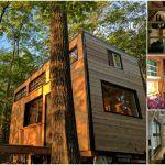 Rent the Auburn Tiny House from Cabinscape in Ontario