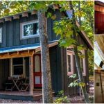 """Hobbitat Spaces Releases 400 Square Foot """"Walden"""" Tiny House Plan"""