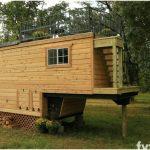 Newlyweds Build 264 Square Foot Tiny House to Suit Travel Nurse Lifestyle