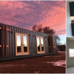 320 Square Feet Shipping Container Tiny House by Roostspace