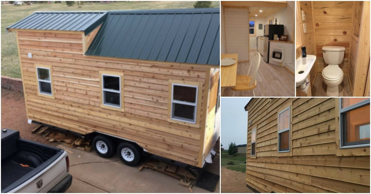 Soco tiny homes builds 260 square foot spec tiny house for Building a spec house