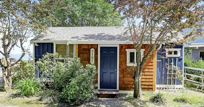 Tiny House For Sale Whidbey Island