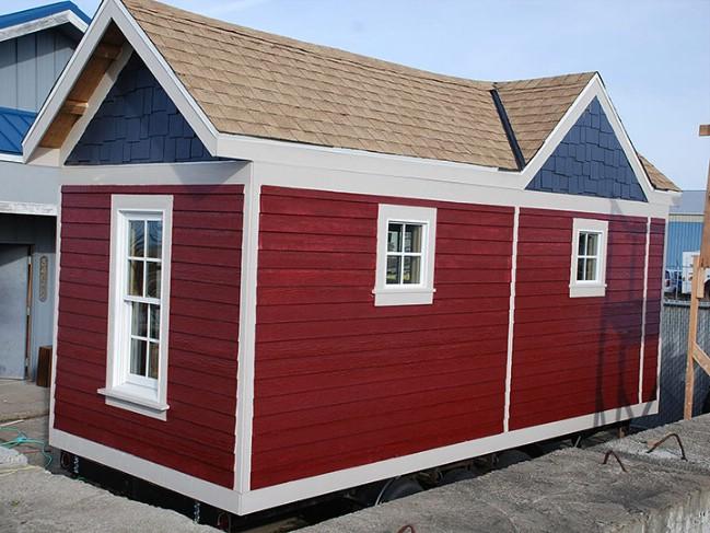 The Washington Craftsman from Tiny SMART House