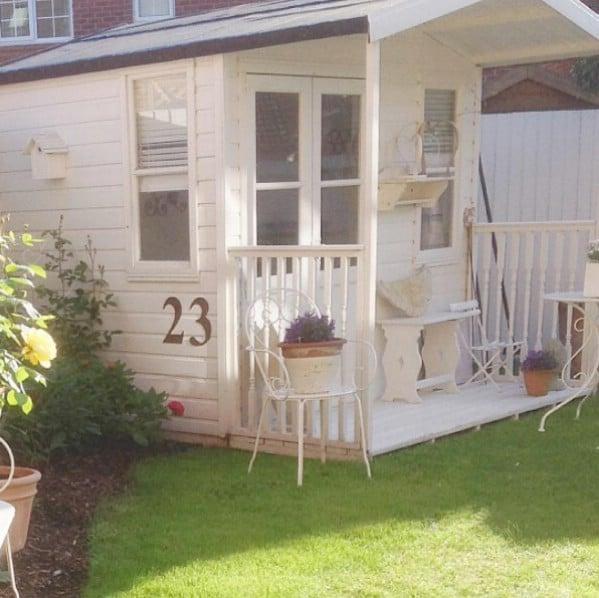 Αριθμός 23 - Κορυφαία 80 πανέμορφα άνετα στεγάζει και μικρά σπίτια πίσω αυλή