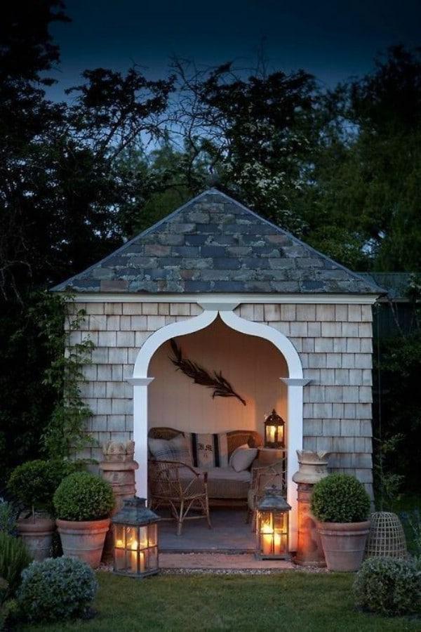 Cozy Backyard Haven - Κορυφαία 80 πανέμορφα άνετα στεγάζει και τα μικρά σπίτια της αυλής