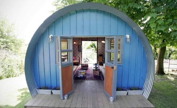 Χύμα της χρονιάς - Κορυφαία 80 πανέμορφα άνετα στεγάζει και τα μικροσκοπικά σπίτια της αυλής