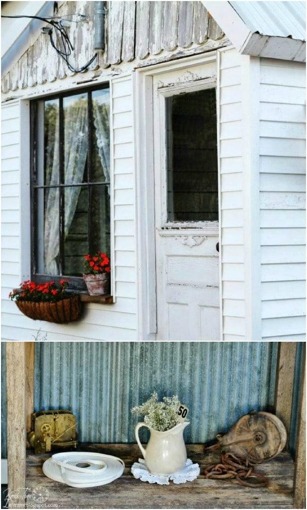 Cozy Retreat με ένα άνετο κρεβάτι - Κορυφαία 80 πανέμορφα άνετα που υπόστεγα και μικρά σπίτια αυλή