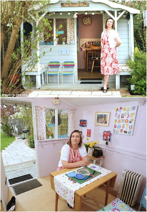 Cute and Quaint - Top 80 Gorgeously Comfortable She Sheds and Backyard Tiny Houses