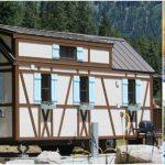 307 Square Foot Belle Rental at Leavenworth Tiny House Village