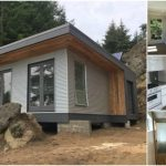 Book-Inspired Off-Grid Modular Tiny House by West Coast Outbuildings