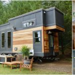 Exquisite Nature-Inspired 240 Square Foot Tiny House by Tiny Heirloom