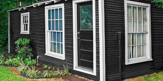 This 250-Square-Foot Backyard Shed Has an Unbelievably Posh Interior