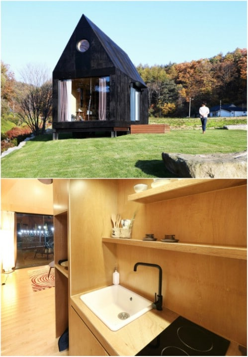 The Slow Town Tiny House