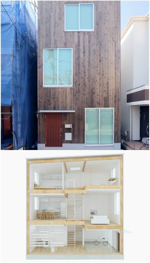 Design Your Own Prefab Vertical House