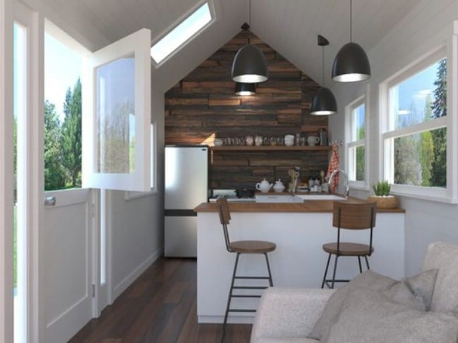 Introducing Amica, Another Sleek Design From Covo Tiny Homes