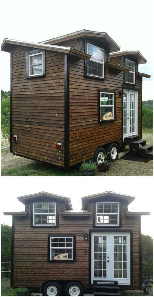 Custom Tiny House By HeavenLeiCreationsII