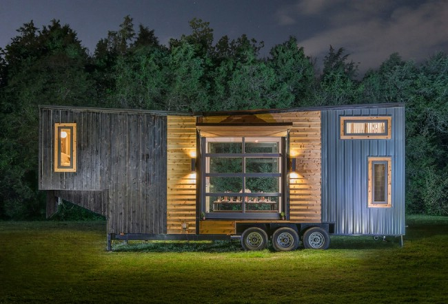Escher: The Newest Tiny House Masterpiece from New Frontier