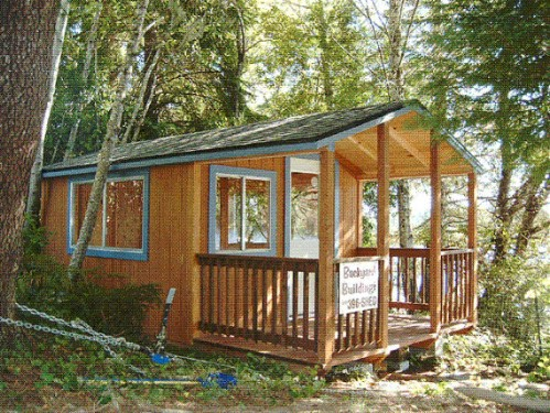 Built to Order Cabin: $4,650