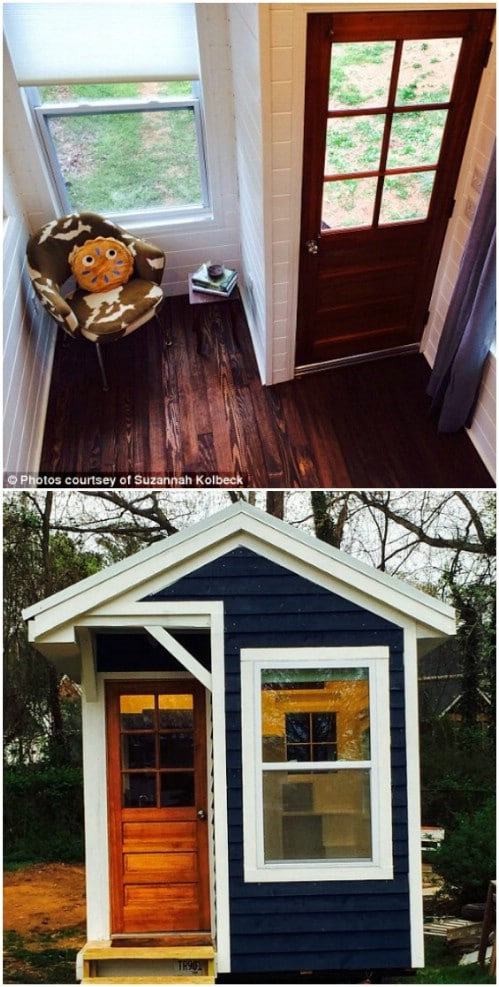 35 Frugal Tiny Houses You Can Build or Buy on a Budget - Tiny Houses