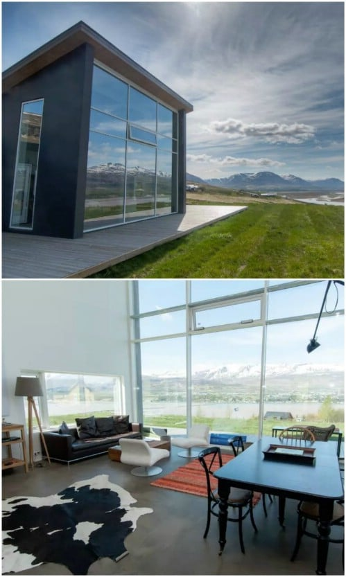 Stay at a Beautiful Modern Villa in North Iceland