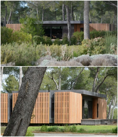 Pop-Up House: Passive House