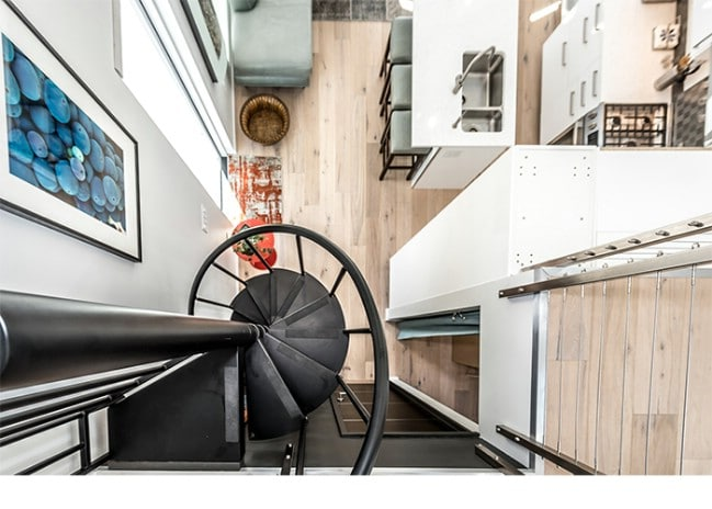 The Mt. Sanitas Tiny House Packs Incomparable Luxury Into Just 450 Square Feet